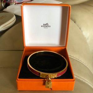 Authentic Hermes bracelet